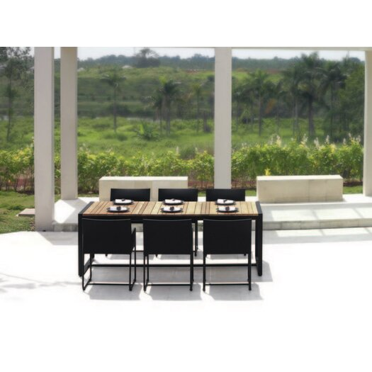 Mamagreen Zudu Dining Table in Teak