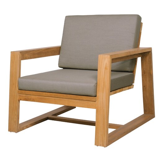 Mamagreen Avalon 1-Seater Lounge with Cushion