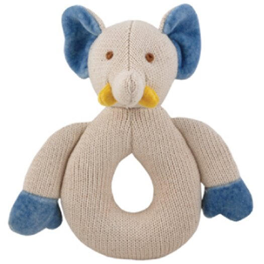 Miyim Nursery Elephant Knitted Teether