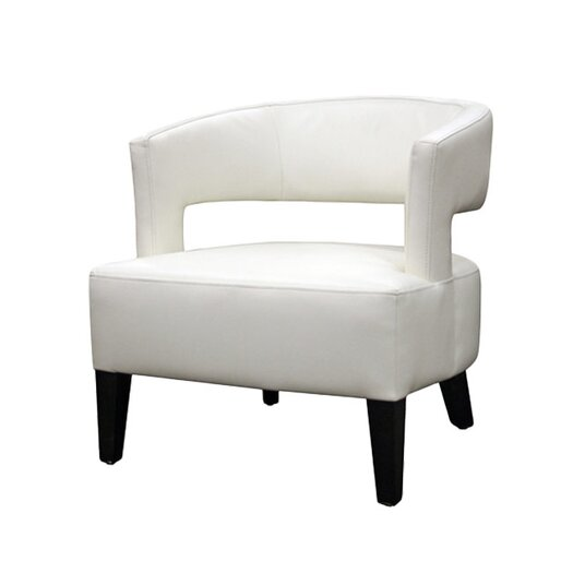 Wholesale Interiors Baxton Studio Chair in White