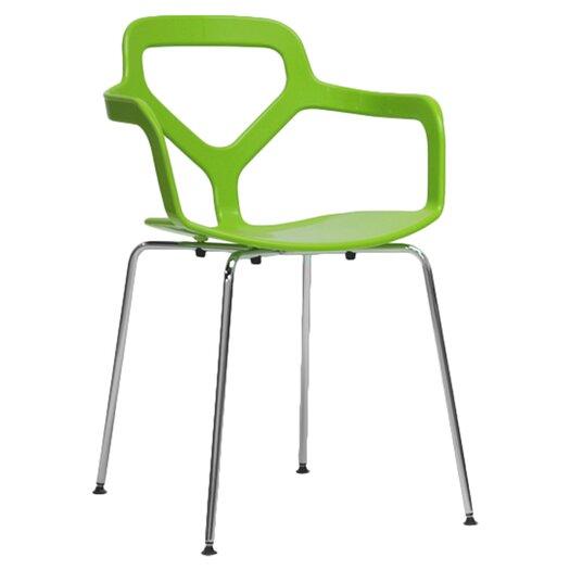 Wholesale Interiors Baxton Studio Miami Arm Chair