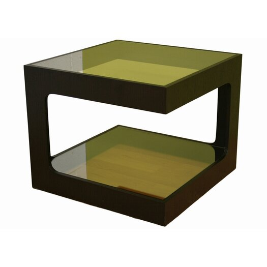 Wholesale Interiors Silvaner End Table