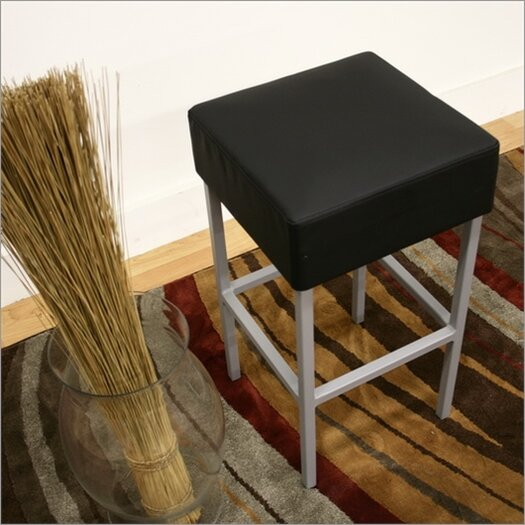 "Wholesale Interiors Baxton Studio Andante 25.25"" Bar Stool"