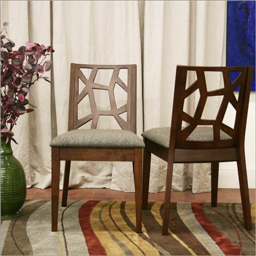 Wholesale Interiors Baxton Studio Jenifer Side Chair