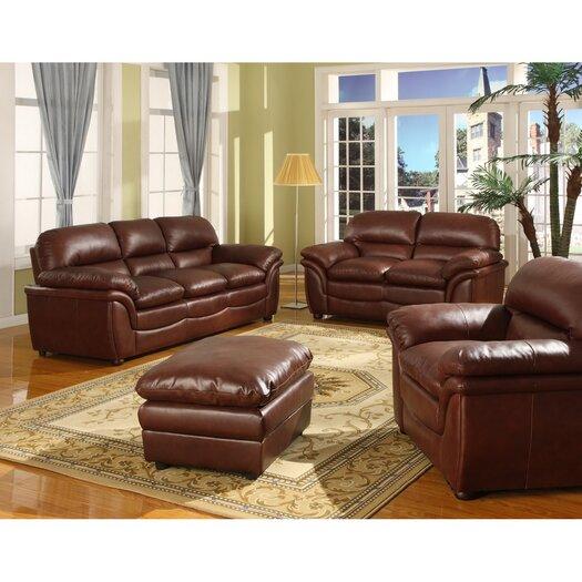 Wholesale Interiors Baxton Studio Redding  Modern Sofa Set