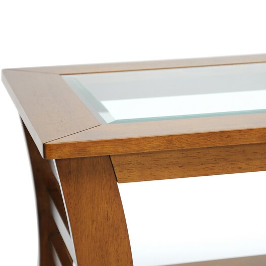 Wholesale Interiors Baxton Studio Allison End Table