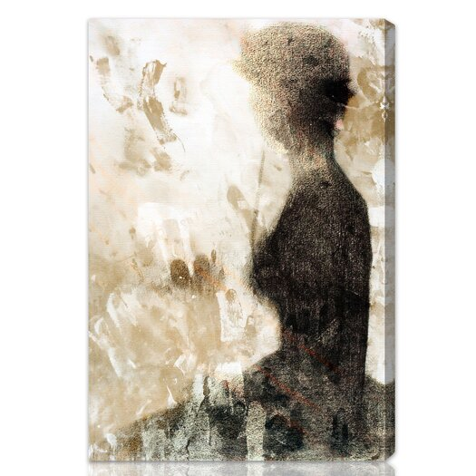 ''La Grande Jatte'' Painting Print on Canvas