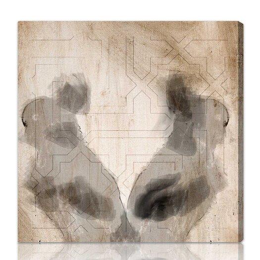 Oliver Gal ''Jalea'' Graphic Art on Canvas