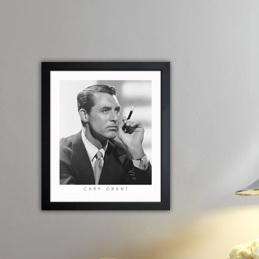 Oliver Gal ''Cary Grant'' Framed Photographic Print