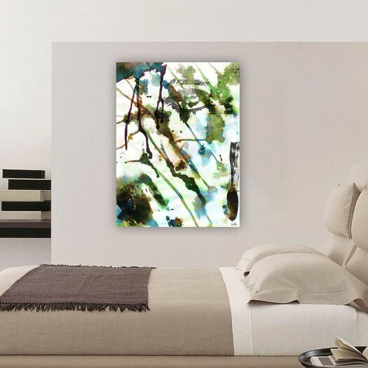 """Oliver Gal """"Musk"""" Painting Print on Canvas"""