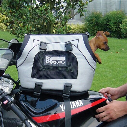 PetEgo Motorcycle Connection for Universal Sport Bag Pet Carrier