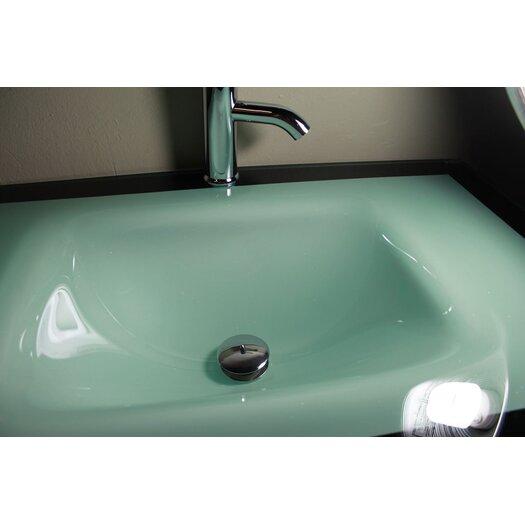 """Kokols 31"""" Single Floating Bathroom Vanity Set"""