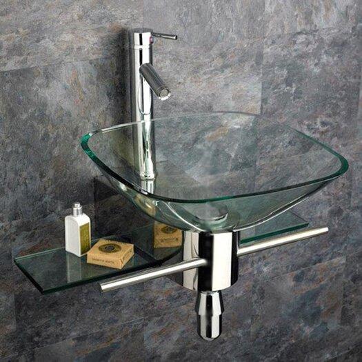 Kokols Bathroom Vanity Set with Single Sink