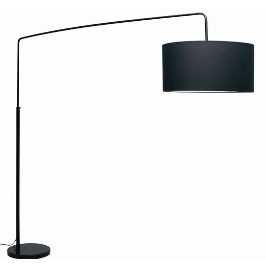 Nuevo Raku Floor Lamp