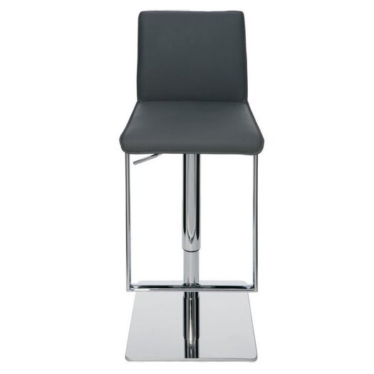 Detrick Adjustable Height Bar Stool