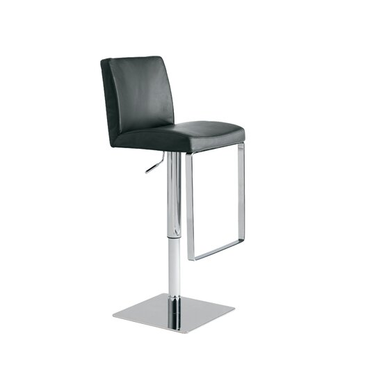 Nuevo Matteo Adjustable Height Bar Stool