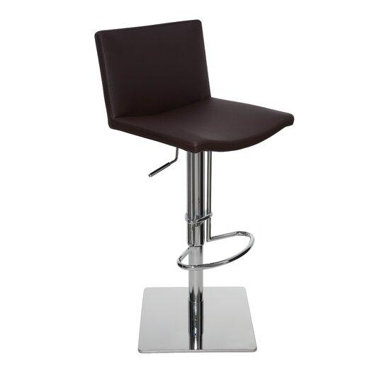 Nuevo Gia Adjustable Height Bar Stool