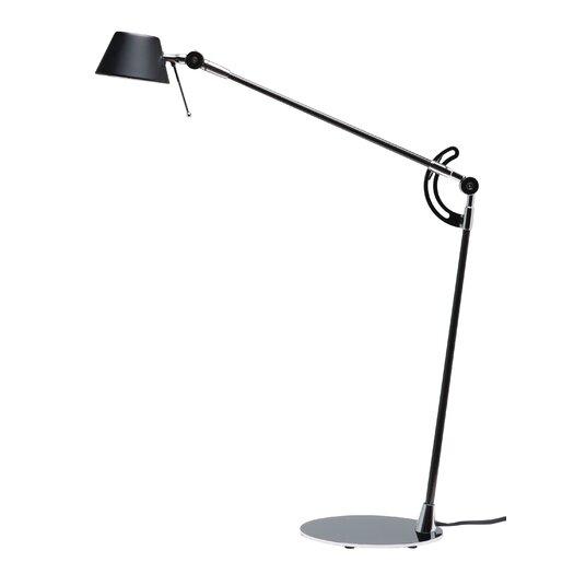 "Nuevo Flex 27.75"" H Table Lamp with Empire Shade"