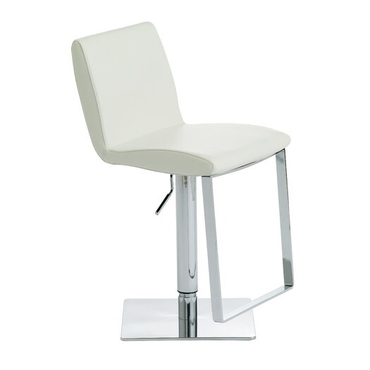 Nuevo Lewis Adjustable Height Bar Stool