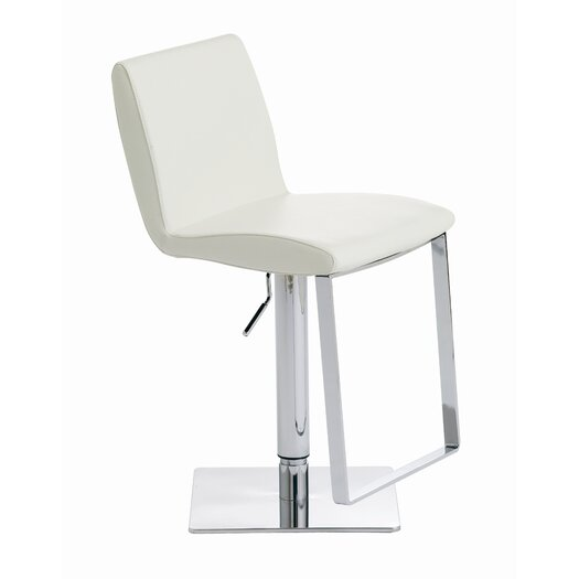 Lewis Adjustable Height Bar Stool