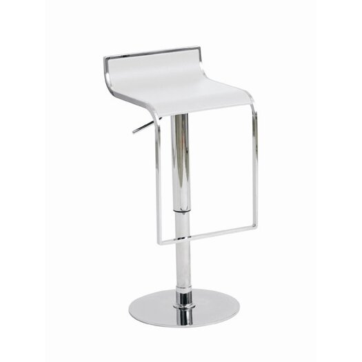Alexander Adjustable Height Bar Stool
