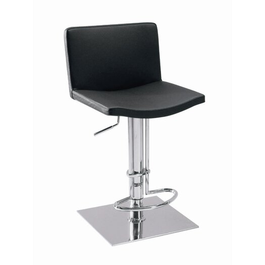 Gia Adjustable Height Bar Stool