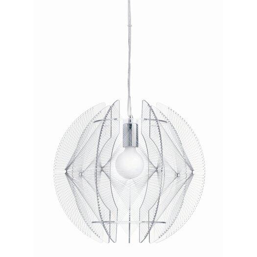 Nuevo Mercury Pendant Lamp in Silver