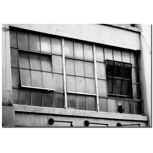 Trademark Fine Art 'Open Windows' by Patty Tuggle Photographic Print on Canvas