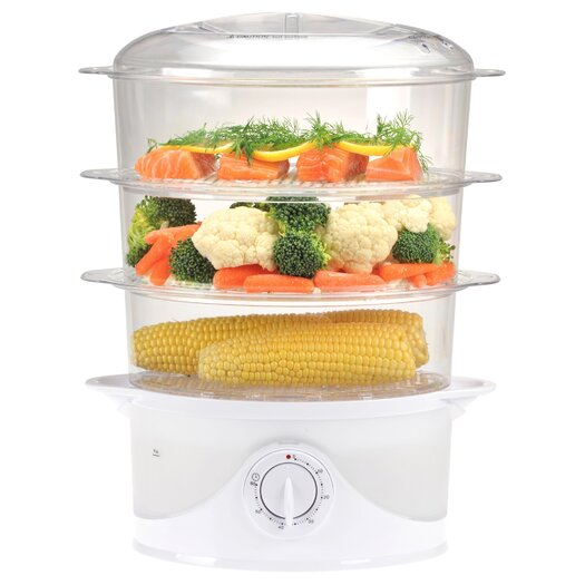 Kalorik 9.5-qt. Food Steamer