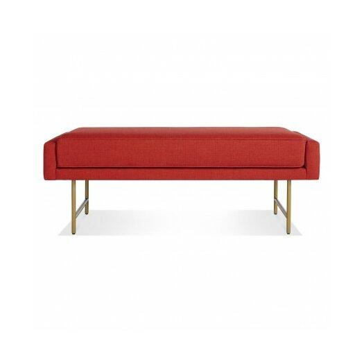 Bank Upholstered Bench