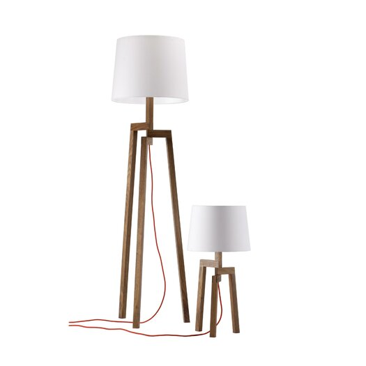 "Blu Dot Stilt 28"" H Table Lamp with Empire Shade"
