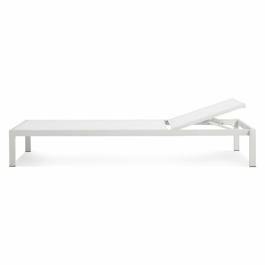 Blu Dot Skiff Outdoor Sun Lounger