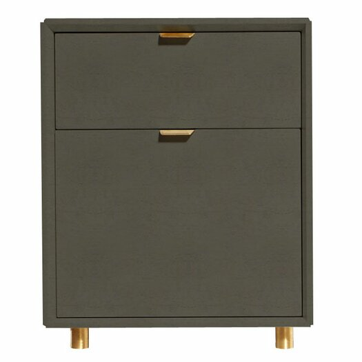 Blu Dot Dang 2-Drawer  File