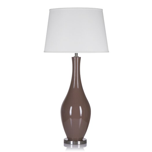 "Krush Alina 41"" H Table Lamp with Empire Shade"