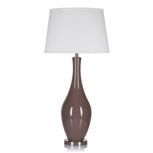 "Krush Alina 41"" H Table Lamp with Empire Shade"