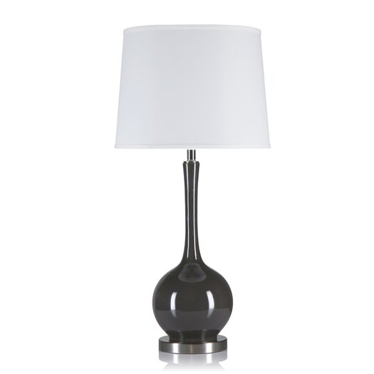"Krush Mila 27"" H Table Lamp with Empire Shade"