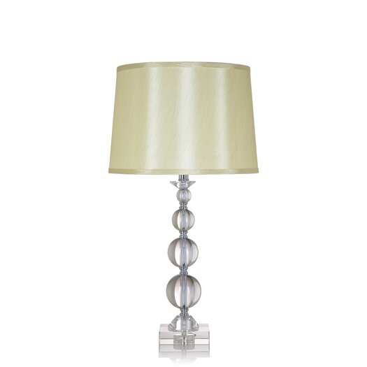 "Krush Tova 28"" H Table Lamp with Empire Shade"