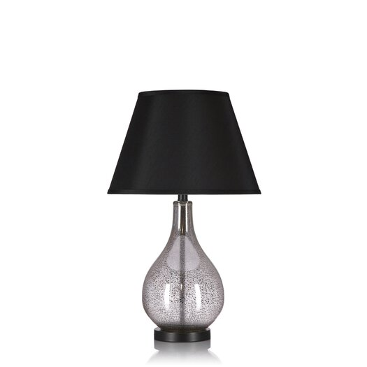 "Krush Azeen 27"" H Table Lamp with Empire Shade"