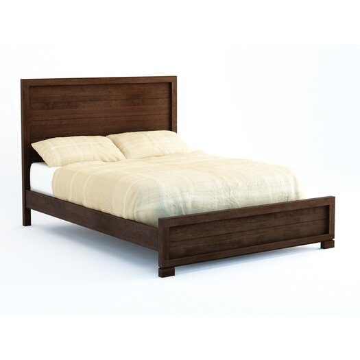 College Woodwork Grandview Panel Bed