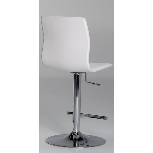 Matrix Klub Adjustable Height Swivel Bar Stool