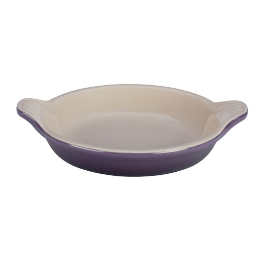 Le Creuset Heritage Stoneware 7 oz. Crème Brûlée Dish
