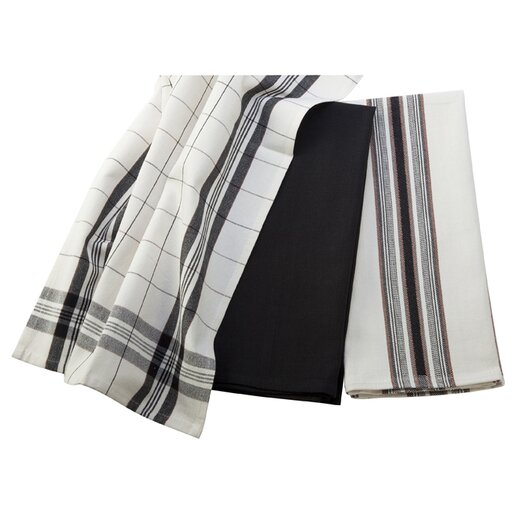 Le Creuset 3 Piece Kitchen Towel Set