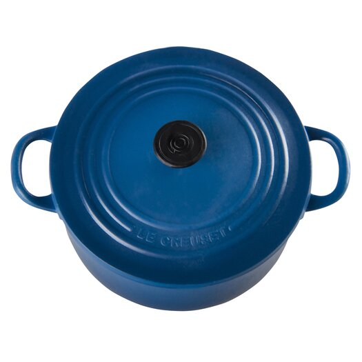 Le Creuset Cast Iron Round French Oven Magnet