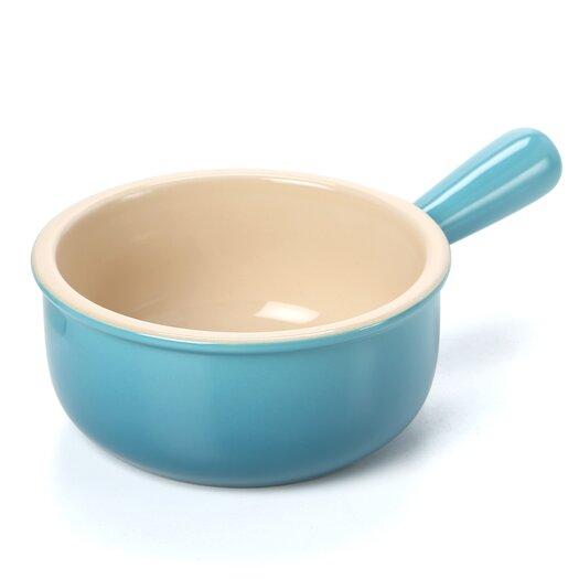 Le Creuset Le Creuset Stoneware 0.5 Qt. French Onion Soup Bowl