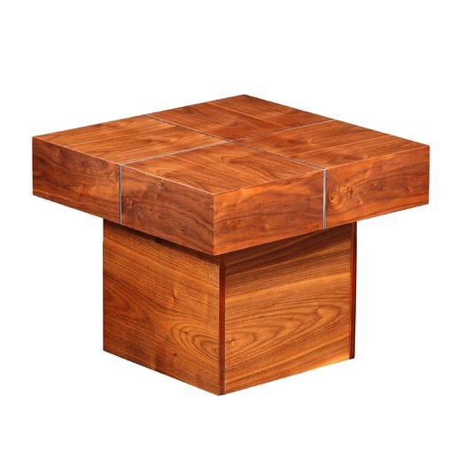Whiteline Imports Abby End Table