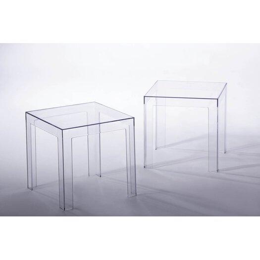 Whiteline Imports Rubi Side Table