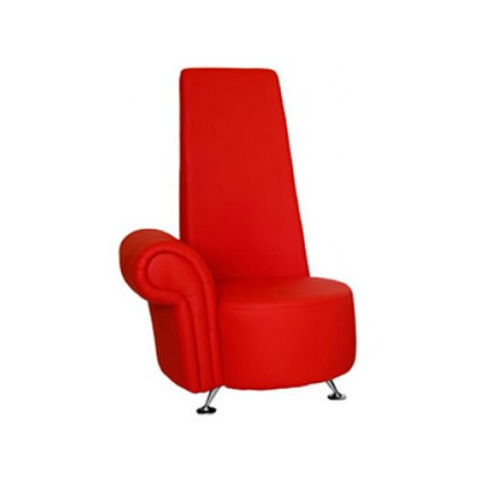 Whiteline Imports Single Armchair Left