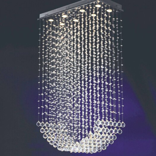 Whiteline Imports Donna Pendant Lamp