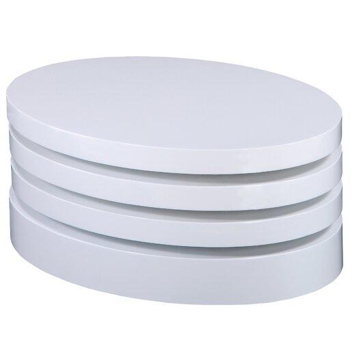 Whiteline Imports Elsy Coffee Table