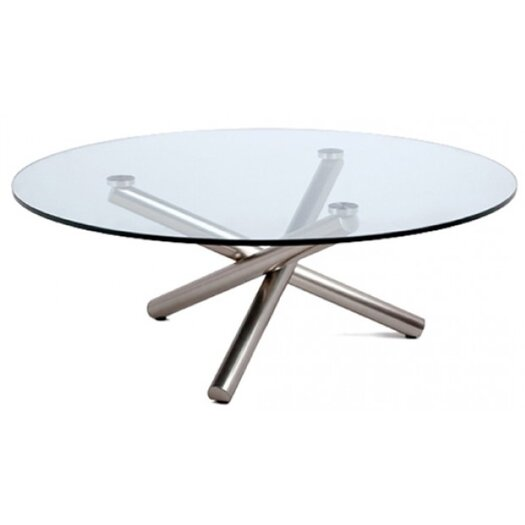 Whiteline Imports Lux Coffee Table